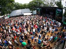 Danny Vera, Snelle en De Staat op Nirwana Tuinfeest 2021 in Lierop