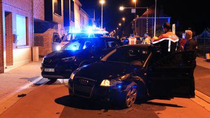 Bestuurster verliest controle: 3 auto's beschadigd