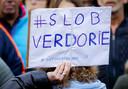 Leraren waren boos over het extra geld dat minister Slob vlak voor de staking, een maand geleden, aankondigde. Het bleek vooral te gaan om eenmalig geld.