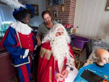 Hulpsinterklaas Meikel bezoekt 50 gezinnen in vier dagen: 'Eerste aanmeldingen al in maart'