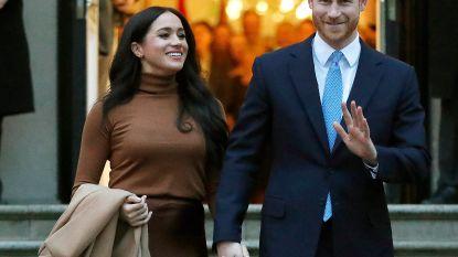 """Harry en Meghan werken mee aan """"onthullend boek"""" over de monarchie"""