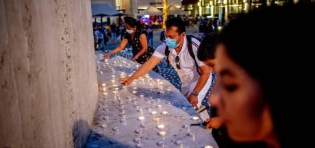 Wake op de Dam voor slachtoffers coronavirus
