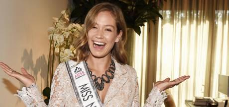 Miss Nederland Sharon Pieksma voert in Houten campagne voor een wereld zonder plastic