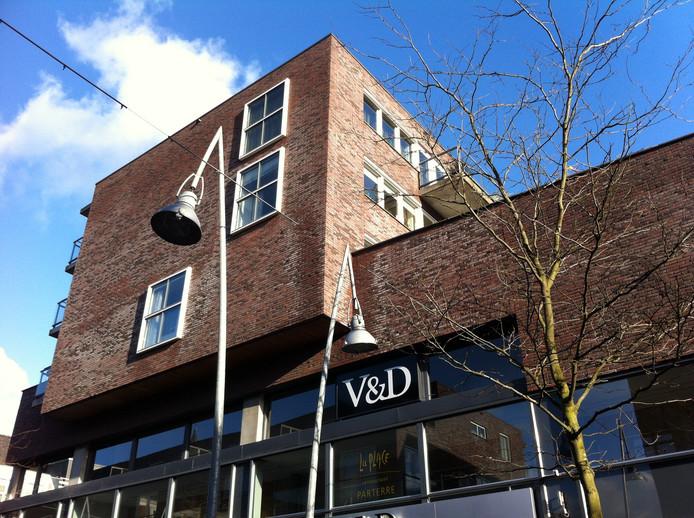 Winkelcentrum Achterdoelen in Ede.