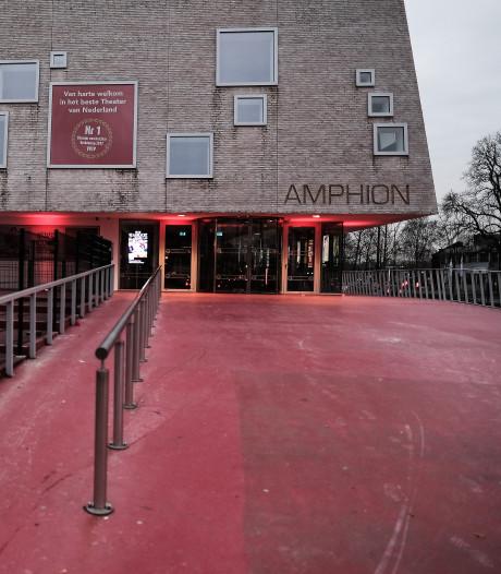 Amphion, waar ze wél gastvrij zijn: 'Voorbeeld hoe een theater moet zijn'