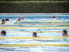 Groep zwemmers in Almelo wil diep buitenbad niet kwijt