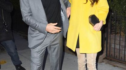 Romantische date: George en Amal Clooney op stap in New York