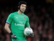 Petr Cech kondigt einde van zijn carrière aan
