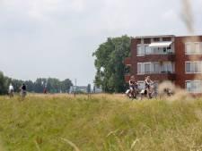 De Grebbedijk bij Wageningen krijgt een 'getrapte kruin'
