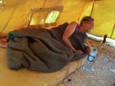 Zorgen om Nederlandse Chadia in Syrië: 'Ze ligt in poep'