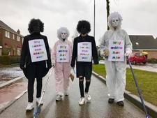 Regen in Snerkersdurp kan deelnemers optocht 'niet schille'