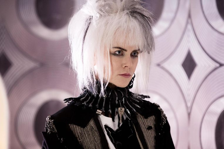 Nicole Kidman in How to Talk to Girls at Parties Beeld .