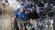 """Nederlandse astronaut belde per ongeluk 911 vanuit de ruimte: """"Wel teleurgesteld dat ze niet kwamen"""""""