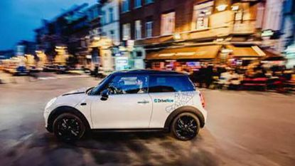 Autodeeldienst Share Now boekt 1.000 ritten per dag in Brussel