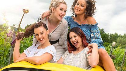 Nieuwe meidengroep pakt uit met debuutsingle