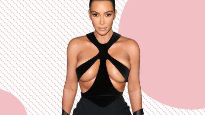 Betrapt: Kim Kardashian helpt winkelketens om ontwerpen te stelen