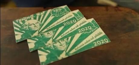 À Tenino, aux USA,  l'argent pousse sur les arbres pendant la pandémie