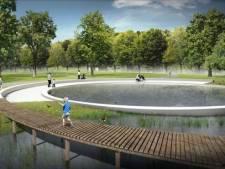 Middelburg maakt Molenwaterpark mooi maar minder overdadig