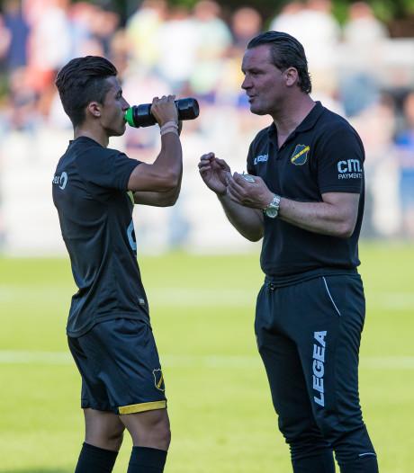 Vreven vindt dat club te weinig uit City-deal haalt: 'NAC moet meer op strepen gaan staan'