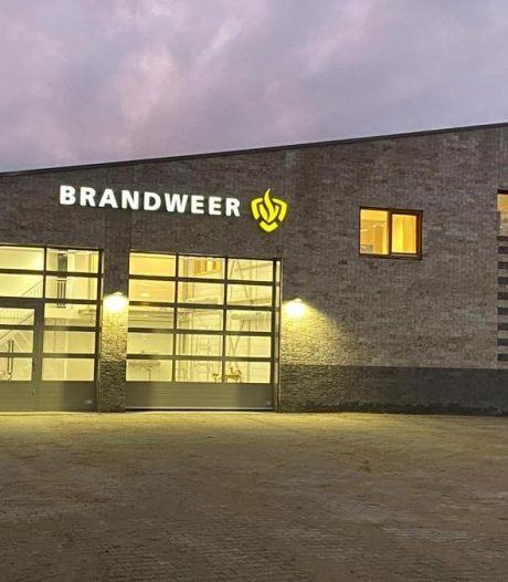 Nieuwe kazerne Bodegraafse brandweer in bedrijf