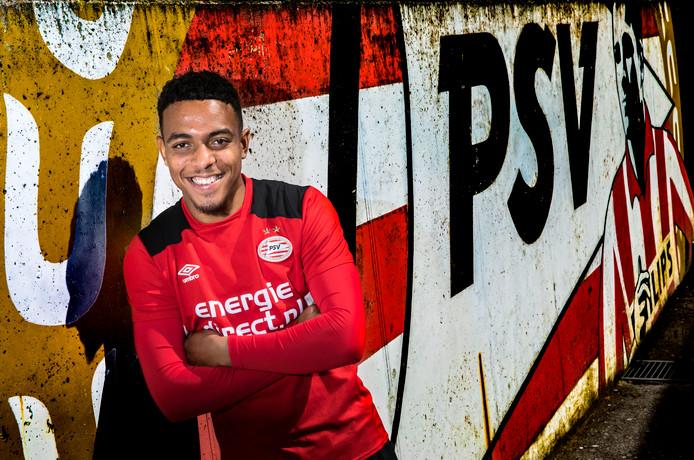 Donyell Malen PSV Eindhoven