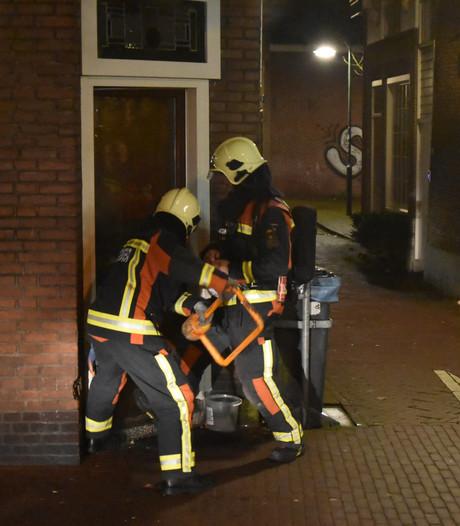 Verdachte van poging overval woning en brandstichting aangehouden