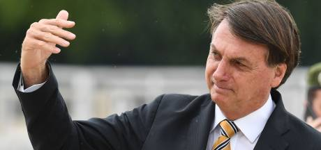 "Jair Bolsonaro ne se fera pas vacciner contre le virus: ""C'est mon droit"""