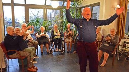 Senioren stelen show in Huize Wispelaere