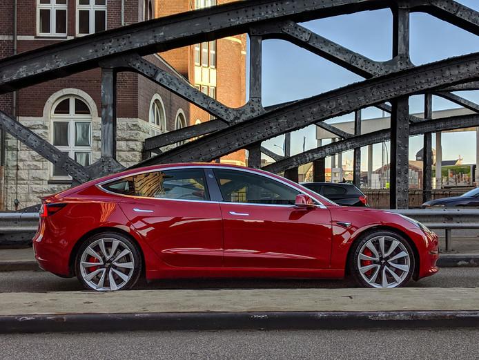 Subsidie voor een Tesla?
