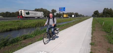 Aanleg snelfietsroute F58 tussen Roosendaal en Bergen op Zoom moet dit voorjaar beginnen