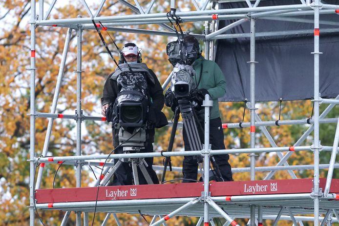 TT-2020-005968: Vrouwenvoetbal: FC Twente v PSV: Enschede (L-R): Live op Fox