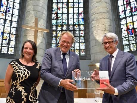 Sint-Janskerk: Meer bezoekers, maar niet op zondag