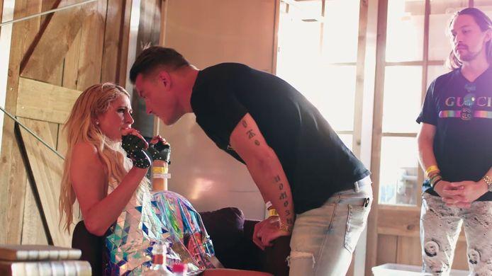 Paris Hilton wilde de hevige ruzie op Tomorrowland uit de docu schrappen.