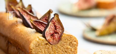 Wat Eten We Vandaag: Vijgen-sinaasappelcake