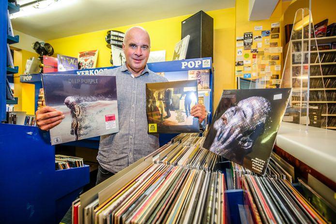 Yves Deckmyn van Compact Center heeft weer heel wat exclusieve vinylplaten in huis voor Record Store Day.