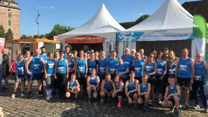 Ruim honderd medewerkers AZ Turnhout lopen voor Fataki