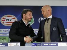 Blog: Erik ten Hag een betere trainer dan Mark van Bommel?