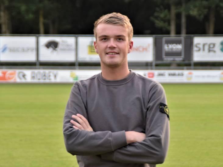 TSC-keeper Van den Hoven is pas 21, maar barst van de ervaring