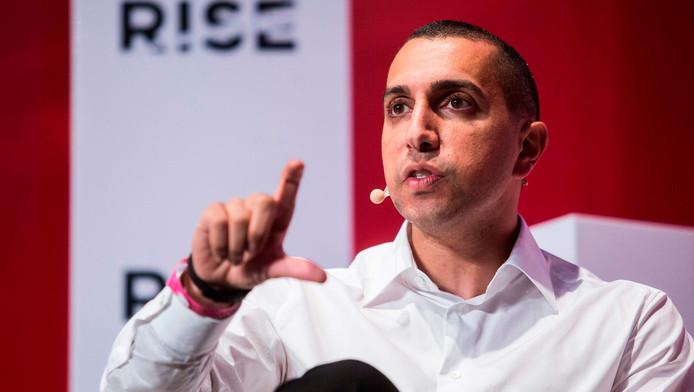 Sean Rad, le fondateur de l'application