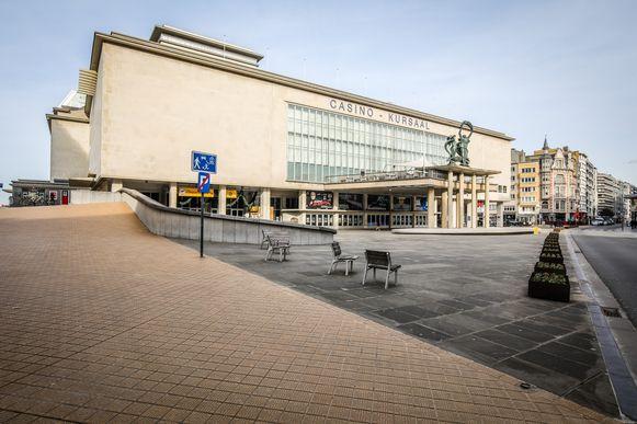 Casino Kursaal in Oostende.