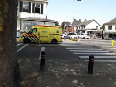 Wielrenner gewond bij aanrijding in centrum Groesbeek
