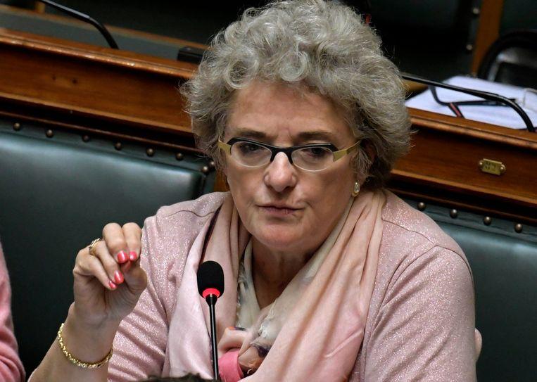 Monica De Coninck.