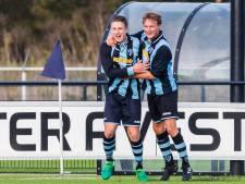 Uitslagen en doelpuntenmakers zaterdagavond