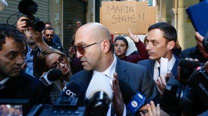 Zakenman Malta aangeklaagd om moord journaliste