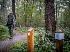 Natuur verstoord door drukte bij Woldberg - De Eese: 'Iedereen claimt z'n eigen territorium'