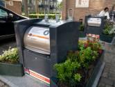 Straatbeeld: Nu ook écht groen rond de afvalbak