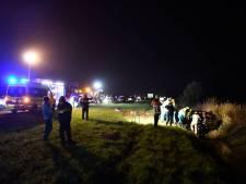 Twee gewonden bij ongeluk op A58 bij Goes: inzittenden bekneld in auto