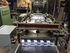Illegale sigarettenfabriek in Oirschot opgerold