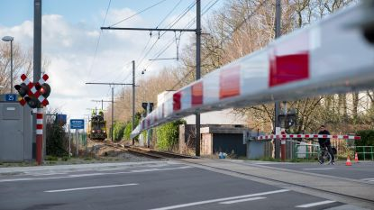 Hele dag geen treinen na fout truckchauffeur