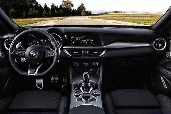 Alfa Romeo interieur